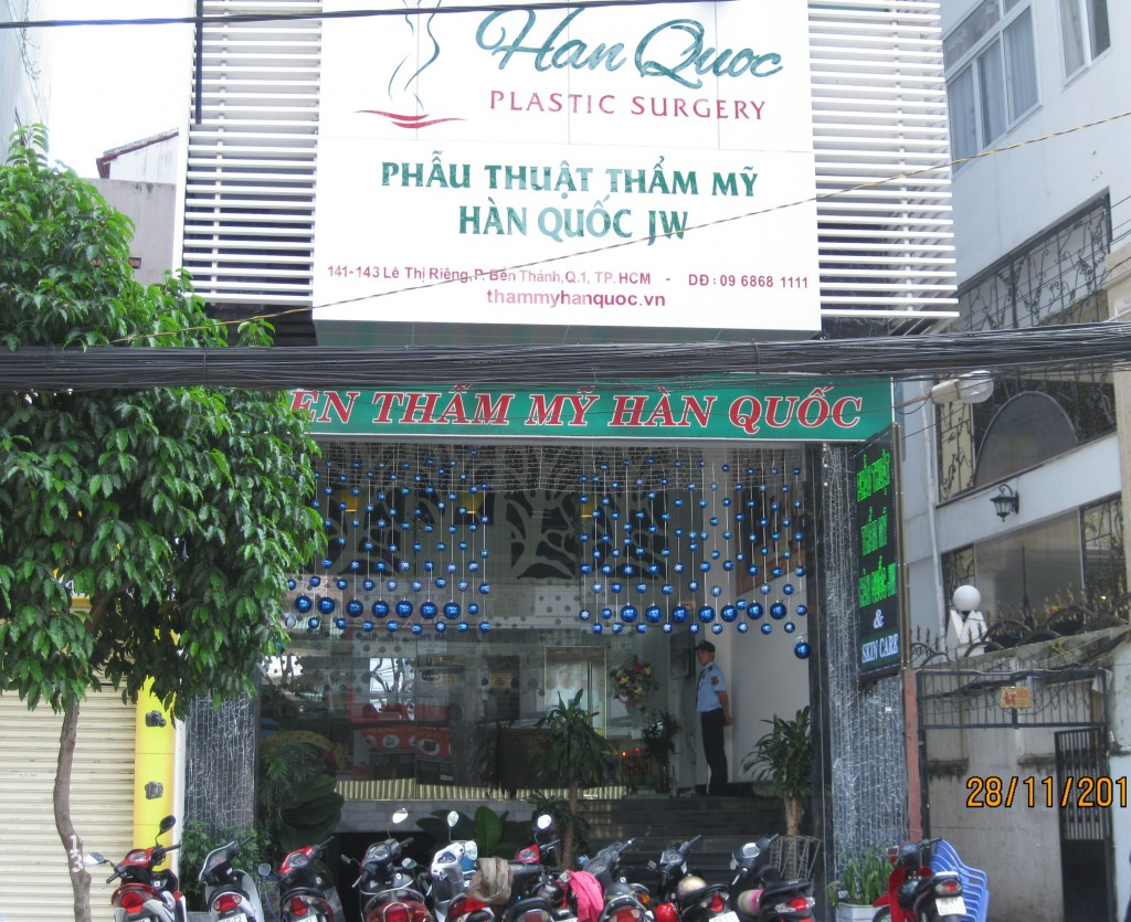 THAM MY HAN QUOC