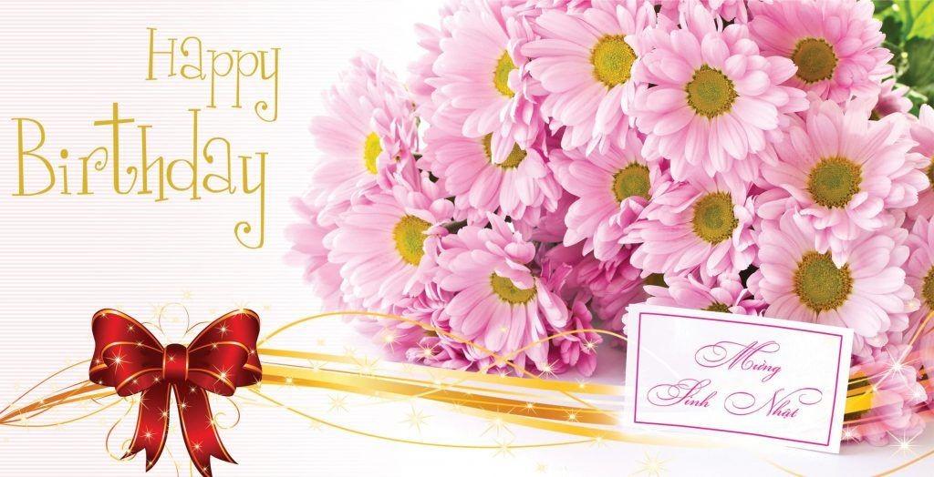 Chúc mừng sinh nhật nhân viên